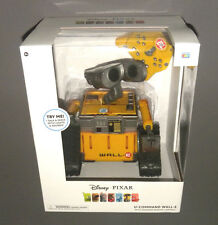 Disney Pixar U-Command Wall-E with Infrared Remote Control w Lights & Sounds NEW
