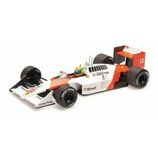 Ayrton Senna 1988 1:18 MCLAREN Honda MP4/4  f1 / car model MINICHAMPS
