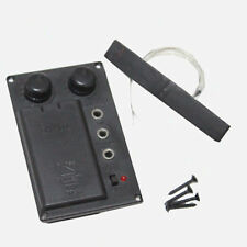 Electric Cello DIY Part- Cello Pickup Preamp EQ For Electric Cello Silent Pickup