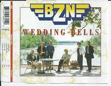 BZN - Wedding Bells CD MAXI 4TR (MERCURY) 1997 HOLLAND VERY RARE!!
