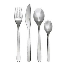 IKEA 24 Piece Stainless Steel Fornuft Table Dining Cutlery Set