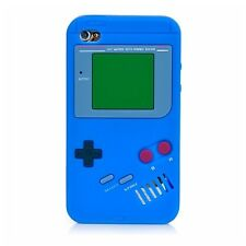 Silicone Rubber Gel Gameboy Case Skin Cover for iPod Touch 4 4th Generation