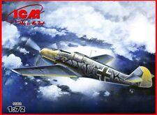 ICM 1/72 Messerschmitt BF 109E-7 / B # 72135