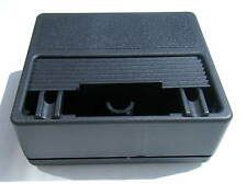 Slide Shut Car Ashtray Black 10x6x6cm Brand New