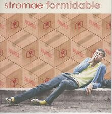 "STROMAE FORMIDABLE RARE 2-TRACK 7"" SINGLE 45t vinyl"
