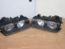 BMW E36  EURO ELLIPSOID HEADLIGHTS W/GLASS LENS-DEPO