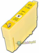 Yellow Ink Cartridge for Epson Stylus (non-oem) Replaces Epson T1294 'Apple'