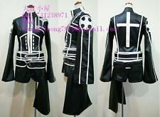 Free shipping Lenalee Lee D-G-man Black Order Cosplay Costume