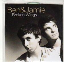 (CA618) Ben & Jamie, Broken Wings - 2011 DJ CD