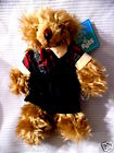 BENJAMIN Plush Teddy Bear by RUSS (10 INCHES) ***NEW WITH TAGS***