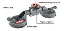 FILMCITY Kamera-Saugstativ für Kameras bis 5 kg