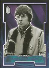 "Topps Doctor Who 2015 - No. 33 ""Jamie McCrimmon"" Blue Parallel Card #061/199"