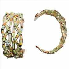 2pcs Hot Sale Jewelry DIY Gold Plated Multi-color Mini Seed Bead Bracelet LC