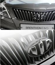 2G Brenthon Grill Trunk Steering Wheel Emblem Badge For 2012~2013 Hyundai Azera