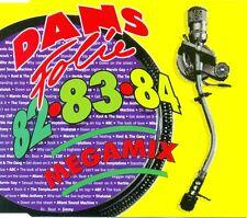 VARIOUS - Dans Folie 82-83-84 3TR CDM 1994 DISCO / SOUL / SYNTH-POP / MEGAMIX