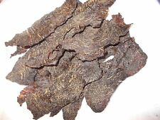 "3 oz. SAMPLE ""Grandpa's"" Homemade Fiery Inferno  Beef Jerky MADE IN VA"