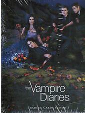 The Vampire Diaries Season 3 -  One (1) Factory Sealed Box and Album  Cryptozoic