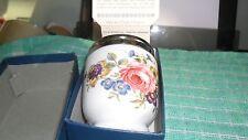 VINTAGE Royal Worcester Egg Cuociuova nella scatola originale