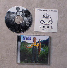 "CD AUDIO MUSIQUE INT /PSYCHED UP JANIS ""SWELL"" CD ALBUM 12T 1996 REPLAY RECORDS"