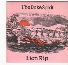 (EZ614) The Duke Spirit, Lion Rip - 2005 DJ CD