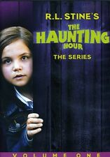 R.L. Stine's The Haunting Hour: The Series, Vol. 1 (2012, REGION 1 DVD New)