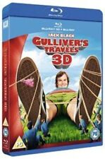 Gulliver's Travels (3D Blu-ray, 2012)
