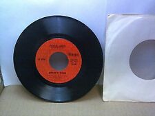Old 45 RPM Record - Columbia 4-45544 - Peter Nero - Brian's Song / Just For Her