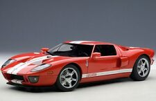 AUTOart 73021 1:18 Ford GT 2004 Red/White Stripes