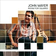 Room for Squares by John Mayer (Adult Alternative) (CD, Sep-2001, Aware Music)