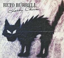 Lucky Charm von Reto Burrell (2014) - CD Digipack - TOP