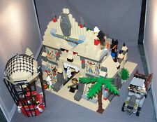 Lego Adventurers Desert The Temple of Anubis (5988) complete