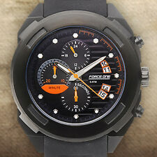 Force One Aitken Chronograph Mens Watch / RETAILS AT $875.00