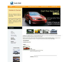 CARS TRUCKS SUVs MALL - Dealers and Car Owners Website Business For Sale