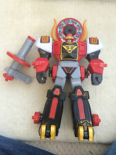 Power rangers  DX samurai bullzord megazord toy