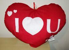 Peluche cuore 20 cm i love you cuore amore love plush soft toys idea regalo