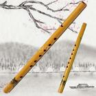24cm Traditional 6 Hole Bamboo Flute Clarinet Musical Instrument Wood Color