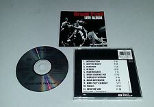 CD  Grand Funk - Live Album  11.Tracks  1970  01/16