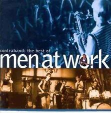 NEW Contraband: The Best Of Men At Work by Men At Work CD (CD) Free P&H