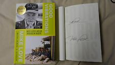 Signed Book Good Vibrations My Life As a Beach Boy Boys Mike Love 1/1 HC DJ NEW