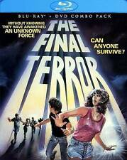 The Final Terror BLU-RAY + DVD (1983 Slasher/Scream Factory/NEW)