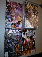 Avengers: The Initiative - Issues 1-35 Complete plus 3 Specials - Marvel - 2007