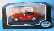 BMW Z8 ROADSTER RED MAXICAR 1/43 MAXI CAR ROSSO ROUGE ROT CABRIOLET OPEN TOP