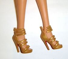 Barbie Doll Sized Louboutin Shoes Heels For Model Muse Doll sh81