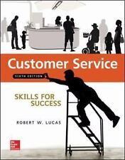 Customer Service Skills for Success by Robert W. Lucas (2014, Paperback)