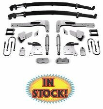 Chassis Engineering 1935-36 Ford Early - Dual Rear Leaf Spring Kit - AS-2014C
