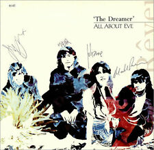 """All About Eve The Dreamer limited edition AUTOGRAPHED 4-track 12"""""""