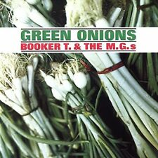 Booker T. & the MG's Green onions (1962) [CD]