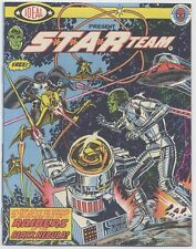 STAR TEAM 1 MINI COMIC PROMO GIVEAWAY PROMOTIONAL RARE ASHCAN IDEAL VF-