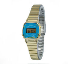 -Casio LA670WGA-2D Digital Watch Brand New & 100% Authentic
