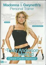 Tracy Anderson Method Dance Cardio Workout Exercise Fitness DVD FREE SHIPPING